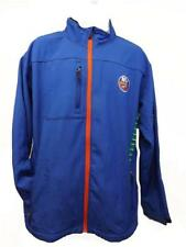 New York Islanders MENS Adult Size XL-2XL Blue Hard Shell Full Zip Jacket