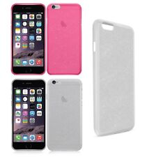 GENUINE ORZLY STARDUST GLITTER SPARKLY FLEXI GEL CASE FOR iPHONE 6, 6 PLUS