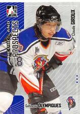 2005-06 In The Game Heroes and Prospects Series Two and Update Pick From List