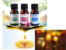 12 Scents Choose Pure Soluble Essential Oils For Diffuser,Skin,Aromatherapy-10ML