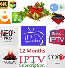 Premium IPTV MAG Box Smart TV Android -9900 Ch & VOD-USa Europe latino Asia Arab