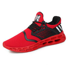 Men's Running Athletic Sneakers Outdoor Sport Fashion Casual Shoes Big Size 11.5