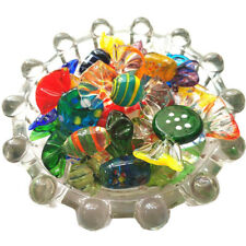 Vintage Murano Glass Sweets Candy Wedding Birthday Party Crafts Home Decor Acc