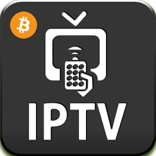 6 Month IPTV Subscription HD 8000 Worldwide Chs&VODs Firestick,MAG,IOS,Android..