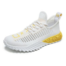Men Sneakers Mesh Outdoor Sport Walking Running Shoes Breathable Athletic Shoes