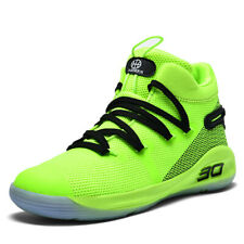 Mens High Top Fly Knitted Shoes Casual Sports Sneakers Athletic Basketball Shoes