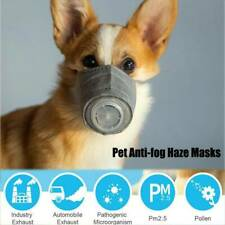 HOT Dog Mouth Mask Breathable Anti-Fog Mask Puppy Face Cover Tool Safety Protect
