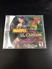 Marvel Vs Capcom 2 Dreamcast Reproduction Case NO DISC