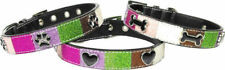 Ice Cream Pink Neopolitan Pet Dog Collar, New Style