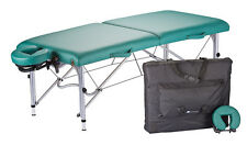 Earthlite Luna Portable Massage Table - Gold Package