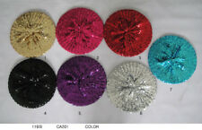 Sequin Beret Cap - One Size French Beret Hat