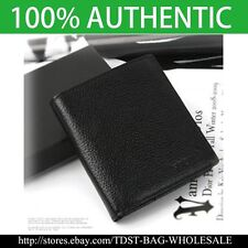 [Fromb]Korea MEN'S PU LEATHER WALLET/ ID Card Purse FB2016M Bifold Wallet
