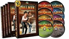 The Tall Man 8 DVD set complete TV series starring Barry Sullivan & Clu Gulager