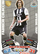 Match Attax 11/12 Newcastle Cards Pick Your Own From List