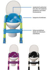 Thermobaby Kiddyloo 2in1 Toilettentrainer WC-Sitz Toilettensitz höhenverstellbar