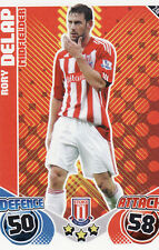 Match Attax 10/11 Stoke Cards Pick Your Own From List