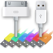 USB DATA SYNC CHARGE CABLE for iPhone 4/3GS iPod Extra Long Lead(iPad Sync Only)