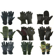 HIGHLANDER GLOVES ALL TYPES AND SIZES MOUNTAIN HUNTING FISHING HIKING CAMPING