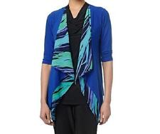 Antthony Tropical Oasis Cardigan $39.90 ROYAL