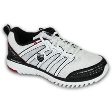 Mens Trainers K Swiss Sports Shoes Running 02553191 Designer Lace Up Jogging Gym