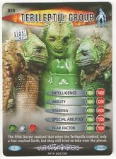 Doctor Who Ultimate Monsters Commons Trading Cards Pick From List 810 To 824