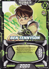 Ben 10 Series 1 Trading Cards Pick From List