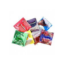 Trustex Assorted Flavors Flavored Lubricated Condoms - Choose Quantity