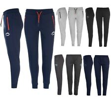 Lonsdale Ladies Tracksuit Gym Sweat Track Yoga Sport Pants Sizes 8-18 FREE POST