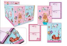 GIRLS LADIES STUDENT A5 SECRET UNDATED ANY YEAR DIARY & PERSONAL ORGANISER SCDO