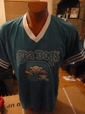 Portland Sea Dogs Baseball Mens Jersey Licensed Don Alleson Sizes XL