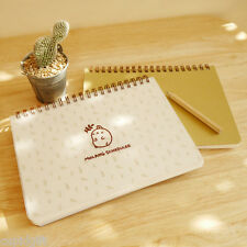 Molang Scheduler Ver.2 Monthly Weekly Memo Note Planner Journal + Decor Sticker