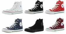 New Converse Trainers All Star Hi Boots Womens Mens Ladies Shoes Size UK 4-15