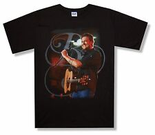 "BLAKE SHELTON ""STANDING LIVE TOUR '10 QUAPAW - ATLANTA"" BLK T-SHIRT NEW OFFICIAL"