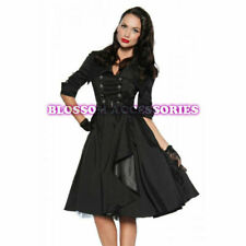 RK50 Rockabilly 50s 60s Vintage Cocktail Party Evening Retro Swing Dance Dress