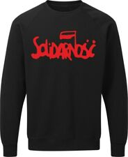 """""""Solidarnosc"""" Sweatshirt - Poland, Protest, Solidarity - All Sizes & Colours"""