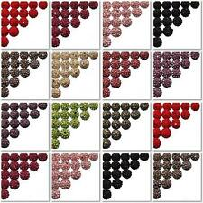 10pcs Shamballa Beads 8mm Clay Pave A Grade Rhinestones Disco Ball CHOOSE