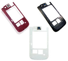 GENUINE ORIGINAL SAMSUNG GALAXY S3 i9300 WHITE / RED / BLACK MIDDLE CHASSIS UK
