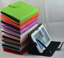 "Colorful Magic Leather Case+Stylus For 7"" Acer ICONIA TAB A110 A111 A100 Tablet"