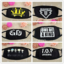 G-dragon GD Bigbang one of kind gdragon KPOP COTTON MOUTH MASK NEW