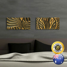 """""""Tree of Life"""" Mix and Match Wood Carving Wooden Wall Art Hanging Panels Large"""