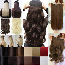 exclusive 17-26 inch Hairstyles Clip in Hair Extensions blacks browns blondes