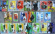 Signed INTERNATIONAL Cards Australia England France Greece Ireland Scotland