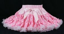 Pettiskirt Tutu Minnie Mouse Polka Dot Parade Party Pageant * NWT 1-8/9 Yr