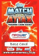 Match Attax Championship 2012/13 Man Of The Match OR 100 Club *CHOOSE YOUR CARD*