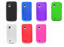 Soft Silicone Phone Cover Case for Samsung Galaxy S Showcase SCH-S950C