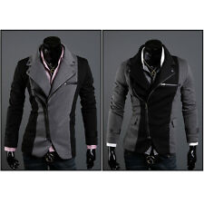 New TOP Design Mens Casual Sexy Slim FIT Blazers Coats Suit Jackets 2 COLOR #w