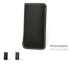 PUHAMA HA11 Custom Hand Made Leather case for Apple iPhone 5 / 5S