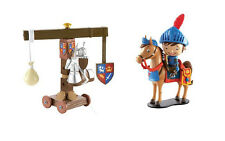 Mike the Knight Deluxe Action Figures -  Quintain or Mike & Galahad NEW