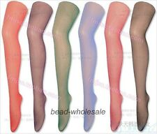 14 Colors Women's Sexy Small Mesh Fishnet Stockings Net Pattern Pantyhose Tights