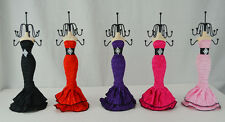 Sexy Mannequin Elegant Dress Jewelry Earring Necklace Stand Display Holder